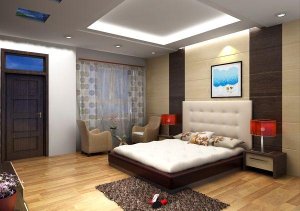 mẫu thạch cao phòng ngủ đẹp