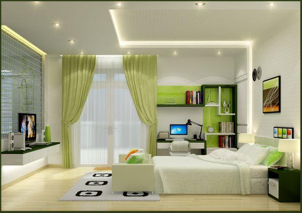 mẫu thạch cao phòng ngủ 4
