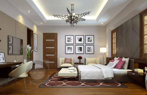 mẫu thạch cao phòng ngủ 8
