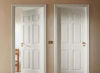 thợ sơn cửa gỗ