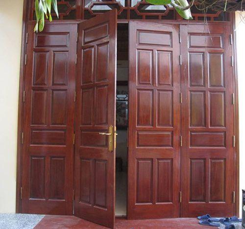 bảng báo giá sơn cửa gỗ