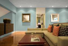 Giá sơn nhà tại hcm