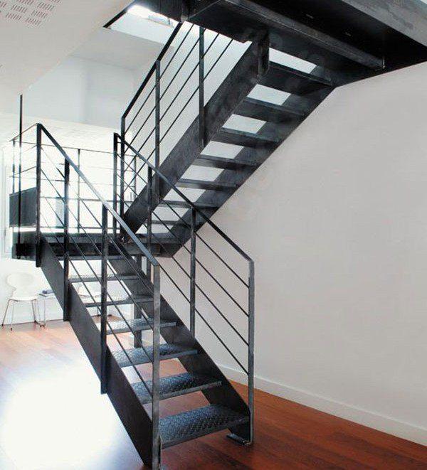 nhận hàn cầu thang sắt tại hà nội
