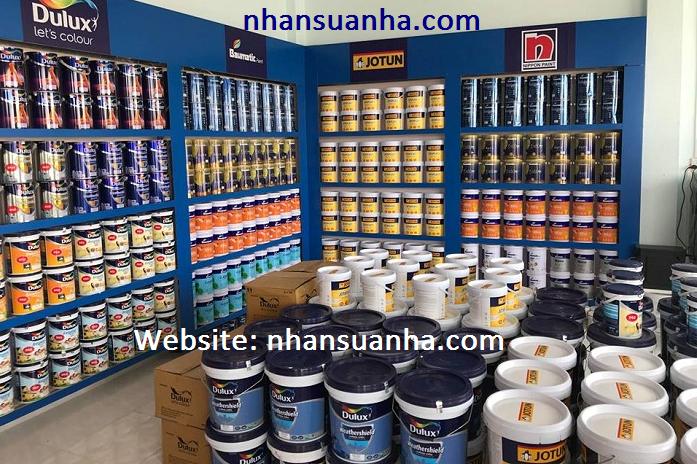 tư vấn chọn mua sơn nhà